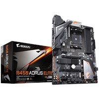 Gigabyte B450 AORUS Elite AMD AM4 B450 Motherboard (ATX) Gigabit LAN (Integrated Graphics) *Open Box*