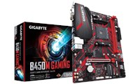 Gigabyte B450M Gaming AMD AM4 B450 Motherboard (MicroATX) Gigabyte LAN (Intergrated Graphics) *Open Box*