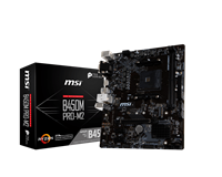 MSI B450M PRO-M2 mATX Motherboard for AMD AM4 CPUs