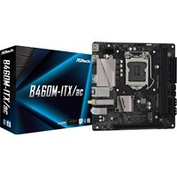 ASRock B460M-ITX/ac ITX Motherboard for Intel LGA1200 CPUs