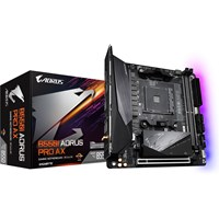 Gigabyte B550I AORUS PRO AX ITX Motherboard for AMD AM4 CPUs