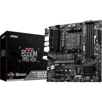 MSI B550M PRO-VDH mATX Motherboard for AMD AM4 CPUs