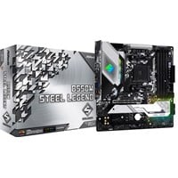 ASRock B550M Steel Legend mATX Motherboard for AMD AM4 CPUs