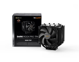 Be Quiet! DARK ROCK PRO TR4 Air Tower CPU Cooler for Ryzen Threadripper