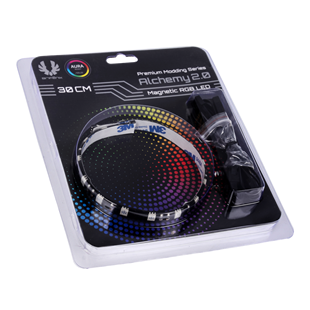 BitFenix Alchemy 2.0 Magnetic RGB LED Strip - 30cm