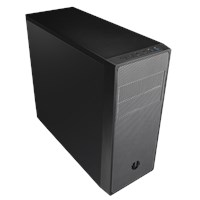 BitFenix Neos Mid Tower Gaming Case - Black USB 3.0