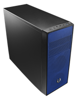 BitFenix Neos ATX Tower Black/Blue