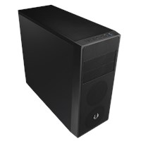 BitFenix Neos Mid Tower Case - Black USB 3.0