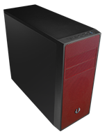 BitFenix Neos ATX Tower Black/Red