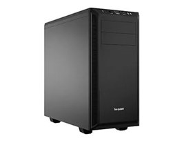 Be Quiet! Pure Base 600 Gaming Case - Black