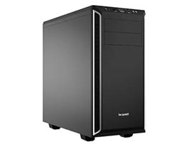 Be Quiet! Pure Base 600 Gaming Case - Silver