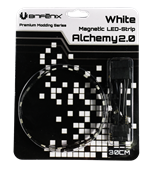 BitFenix Alchemy 2.0 Magnetic Connect 6 LED-Strip 12cm - White