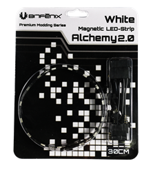 BitFenix Alchemy 2.0 Magnetic Connect 30 LED-Strip 60cm - White