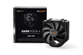 Be Quiet! Dark Rock 4 CPU Air Tower Cooler
