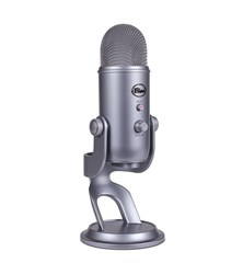 Blue Microphones Yeti USB Microphone (Space Gray)
