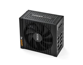 Be Quiet! Power Zone 650W Modular 80+ Bronze PSU