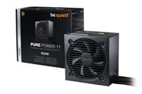 Be Quiet! Pure Power 11 500W Power Supply 80 Plus Gold