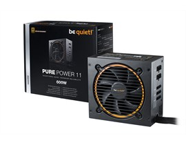 Be Quiet! Pure Power 11 CM 600W Semi-Modular PSU