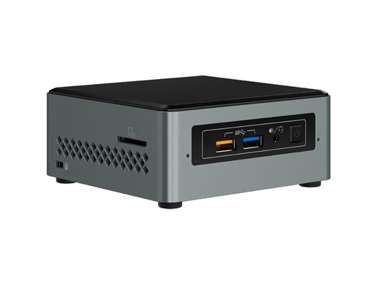 Intel NUC6CAYH Next Unit of Computing (NUC) Celeron (J3455) 1.5GHz WLAN BT (HD Graphics 500)