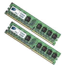 CCL Choice   4GB (2x 2GB) 800MHz DDR2 RAM