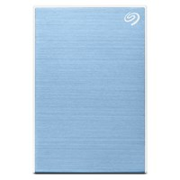 Seagate Backup Plus Slim 2TB Mobile External Hard Drive in Blue