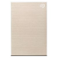 Seagate Ultra Slim Portable 1TB Mobile External Hard Drive in Gold