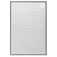 Seagate Backup Plus Slim 1TB Mobile External Hard Drive in Silver