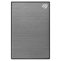 Seagate Backup Plus Slim 2TB Mobile External Hard Drive in Grey