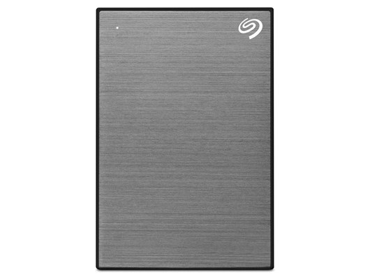 Seagate Backup Plus Slim 1TB Mobile External Hard Drive in Grey   eBay