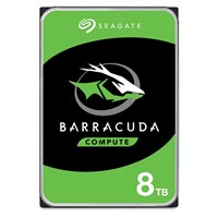 Seagate Barracuda Compute 3.5 inch Hard Drive (8TB) SATA 6Gb/s 5400RPM 256MB (Internal) *Open Box*