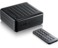 ASRock Beebox-S Mini PC Barebone - Intel Core i5-6200U, 2 x DDR4 SO-DIMM, 1 x M.2, 1 x 2.5 inch SATA III, AC WiFi, BT, USB 3.1