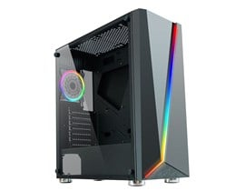 CiT C1007 Mid Tower Gaming Case