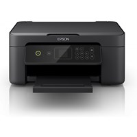 Epson Expression Home XP-3100 Wireless Compact 3-in-1 Inkjet A4 Printer with Double-sided Printing, Mobile Printing, Individual Inks