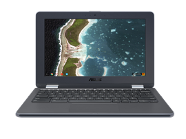 "ASUS  Flip C213NA 11.6"" Touch  Celeron Chromebook"