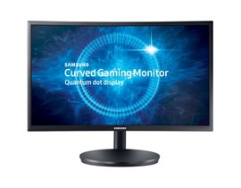 "Samsung C24FG70FQU 24"" Full HD LED Curved Monitor"