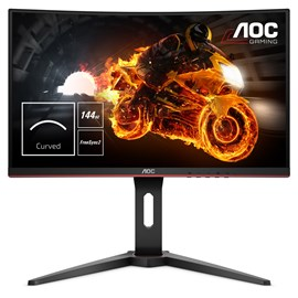 "AOC C27G1 27"" Full HD 144Hz Gaming Curved Monitor"
