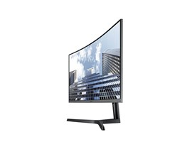 "Samsung C27H800 27"" Full HD LED Curved Monitor"
