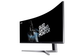"Samsung C49HG90 49"" UWQHD LED 144Hz Curved Monitor"