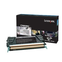 Lexmark (High Yield: 12,000 Pages) Black Toner Cartridge for C746/C748 Printers