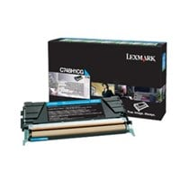 Lexmark (High Yield: 10,000 Pages) Cyan Toner Cartridge for C748 Printers