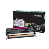 Lexmark (High Yield: 10,000 Pages) Magenta Toner Cartridge for C748 Printers