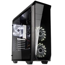 Kolink Luminosity Black Case