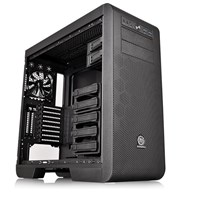 Thermaltake Core V51 TG Mid Tower Gaming Case - Black USB 3.0