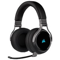 Corsair Virtuoso RGB Wireless High-Fidelity Gaming Headset (Carbon)