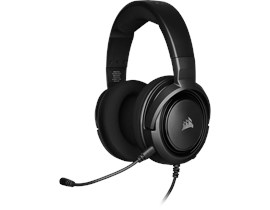 Corsair HS35 Stereo Gaming Headset (Carbon) - EU