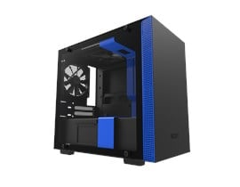 NZXT H200 Gaming Case - Blue