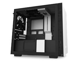 NZXT H210 Gaming Case - White