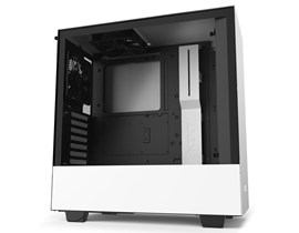 NZXT H510 Gaming Case - White