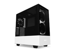 NZXT H510 Elite Mid Tower Gaming Case