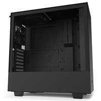 NZXT H510i Mid Tower Gaming Case - Black USB 3.0